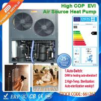 Cheap EN14511 18.8kw Air To Water Air Source Heat Pump For Room Heating / Residential Hot Water for sale
