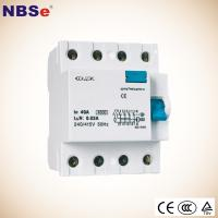 Quality NBSe BF60 Series Residual Current Device 6A-63A Earth Leakage Protection wholesale