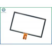Quality 27 Inch Capacitive Touch Panel With ITO Technology G + G Structure For Touch wholesale