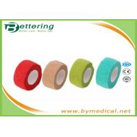 Cheap Non Woven Elastic Self Adhesive Bandages for finger wrap, cohesive bandage for sale