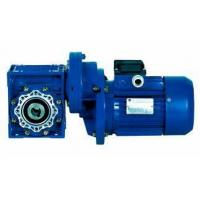China RV Worm Gear Reducer + PC Pre-stage Gear Reducer on sale