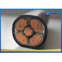 China Multi Cores PVC Electrical Power Cable 600 / 1000V Flame Retardant Cables on sale