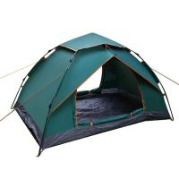 Cheap Fully Automatic Waterproof Camping Tent , Beach Shade Tent 210*150*120cm for sale