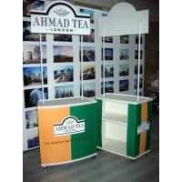 Cheap Exhibition Portable Promotional Display Counter ABS  Booths Table wholesale
