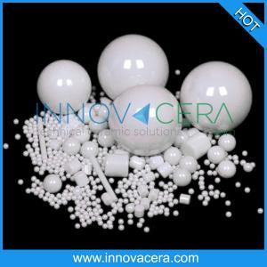 China Alumina ceramic/zirconia ceramic/Zirconia Toughened Alumina Ceramic/for Bearings & rollers/innovacera on sale