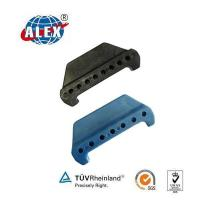 Buy cheap E Type Rail Nylon Insulator, Railway Fastener Spacer, Railroad Gauge Part from wholesalers