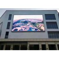 Buy cheap SMD P10 Outdoor Advertising LED Display Billboard Panel High Brightness 540W/Sqm from wholesalers