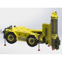 Buy cheap 22m - 35m Depth DTH Drilling Equipment , Underground DTH Machine Wide Operating from wholesalers