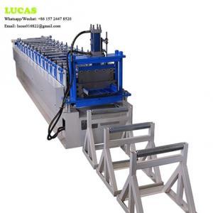 China Standing Seam Metal Roofing Machine on sale