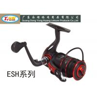 Heavy duty trout fishing spinning reels with die casting for Heavy duty fishing reels