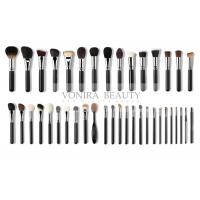 Cheap Custom Label Complete Professional Makeup Brush Collection For Makeup Artist for sale