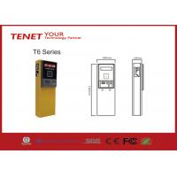 Cheap T6 Series Entry Exit Terminal Vending Machine for sale