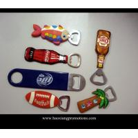 Cheap Good Quality Custom Stainless Steel Bar Blade Bottle Opener with Epoxy Coating for sale