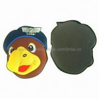 Cheap Refrigerator magnet, made of soft PVC rubber, non-toxic for sale