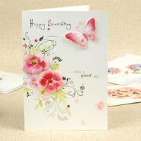 Cheap greeting card printing  for sale
