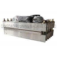 China Fractured Conveyor Belt Joint Machine Tape Vulcanizing Tool 25.4kw Heating Power on sale