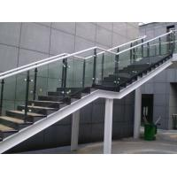 Cheap Impact Resistant Structural Steel Stairs , Multi Storey Steel Framed Industrial Buildings wholesale
