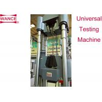 Cheap φ9.5-φ18mm Wire Tensile Testing Machine Dual Zone 1000kN ISO6934.4 Standard for sale