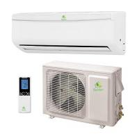Cheap Adjustable Split Type Inverter Aircon , Cooling / Heating Split Ac With Dual Indoor Units for sale