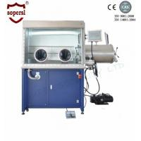 Cheap Large Glove Box with Gas Purification System and Digital Control for sale