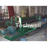 Cheap High Strength Round Wave Corrugated Sheet Roll Forming Machine Horizontal for sale