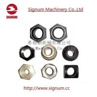 Buy cheap Heavy Metal Square Locking Nut from wholesalers