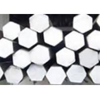 Cheap Peeled / Polishing Hexagonal Steel Bar , 300 Series Stainless Steel Hex Bar for sale