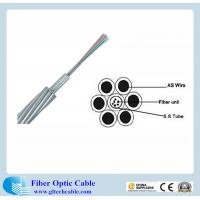 48 core G652D fiber optic overhead ground wire opgw cable price
