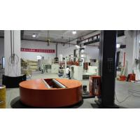 Cheap Economic Type Pallet Shrink Wrap Machine , Turntable Automatic Packing Machine for sale