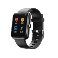 Buy cheap Health Reminder 170mAh UN38.3 Fitness Tracker Smartwatch TELEC from wholesalers
