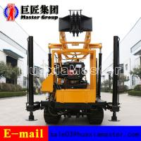 Cheap Professional and Efficient XYD-200 Crawler Hydraulic rotary drilling rig 200m depth for sale for sale