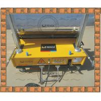 Cheap Ready Mix Mortar Wall Rendering Machine Auto With 4mm - 30mm Thick Guangdong Manufacture for sale
