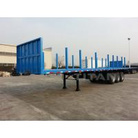Cheap Container Handling Trailers for log and timber transport  | TITAN for sale