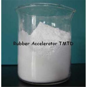 Cheap Rubber Accelerator TMTD for sale