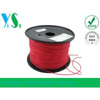 Flexible Red 1.75mm 3D Printing Material Filament Professional For Printing
