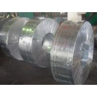 Cheap Grade 50, 490, SGC, Q195, SGCC, SGCD spangle Hot Dipped Galvanized Steel Strip / Strips for sale