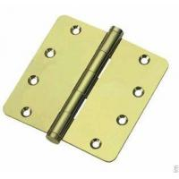 Cheap 4 Inch Round Corner Hinge for sale