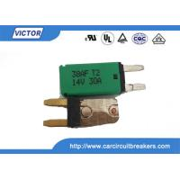 Buy cheap VDE V7AM Thermal Protector Normally Closed / Normally Open Thermal Fuse Color from wholesalers