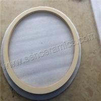 Cheap High purity alumina ceramic rings for sale