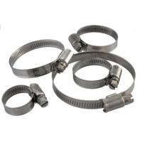Cheap Chinese manufacture German Type Hose Clamp for sale