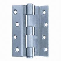 China Stainless Steel Door Hinges with CE and UL Certificates, Made of SUS304 or SUS316 on sale
