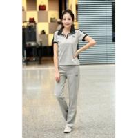Cheap Cotton/polyester jogging suit, sports wears for women for sale