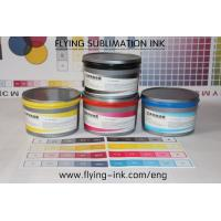 Buy cheap FLYING Lithography Dye Sublimation Inks (FLYING SUBLIMATION PRINTING INK) from wholesalers