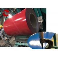 China DX51D SGCC prepainted galvanized steel coil/ tata steel roof sheet price 0.4mm color coated steel sheet on sale
