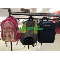 Cheap Holitex Students Used School Bags Mixed Type Second Hand Travel Bags For Nigeria for sale