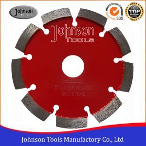 China 125mm Tuck Point Diamond Blades High welding strength on sale