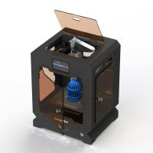 Cheap CreatBot F160 3d Metal Printing Machine Single Color CE Certification for sale