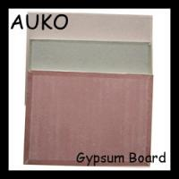 Cheap Paper faced gypsum board for wall partition or ceiling for sale