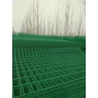 Cheap Grass Green Metal Mesh Fencing Quick Installation For Residential Area / Port for sale