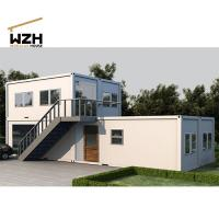 China Multipurpose modular container house on sale